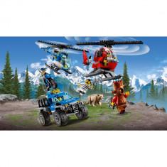 LEGOA® City Police - Cartierul general al politiei montane 60174