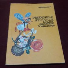 PRODUSELE STUPULUI - HRANA SANATATE FRUMUSETE