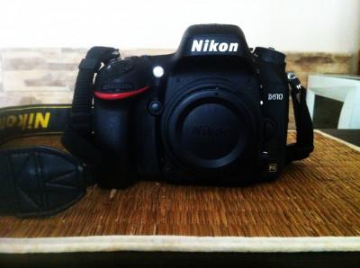 Nikon d610 foto