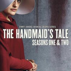 Film Serial The Handmaid's Tale / Povestea Slujitoarei DVD BoxSet Seasons 1&2