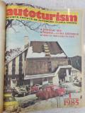 Revista Autoturism 1985 1986 24 numere ACR