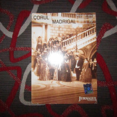 corul madrigal cd x16