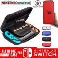 Nintendo Switch Husa De Protecție Consola, Carduri De Joc Si Accesorii