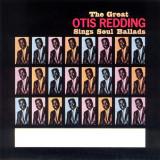 Otis Redding Sings Soul Ballads 180g HQ LP (vinyl)