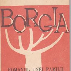 KLABUND - BORGIA ROMANUL UNEI FAMILII