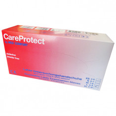 Manusi latex Care Protect marimea L 100 bucati/cutie