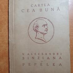 cartea cea buna - vasile alecsandri - editie interbelica