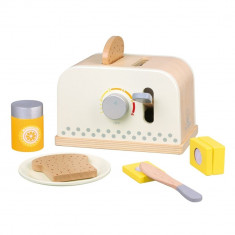 Set toaster din lemn New Classic Toys