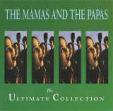 CD The Mamas & The Papas ‎– The Ultimate Collection, original, rock