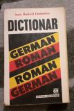 Dictionar German/Roman, Roman/German