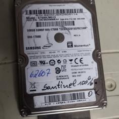 HDD Laptop Samsung 500 GB Sata #62607