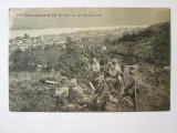 Cumpara ieftin Rara! Carte pos.armata germana trecand Dunarea pe la Orșova cenzură Temesvar WWI, Circulata, Fotografie, Orsova