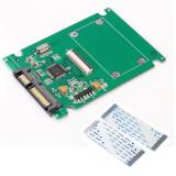 "Adaptor convertor SSD / HDD 1.8"" ZIF / CE 40pin la SATA 22pini 2.5inch"
