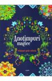 Anotimpuri magice - Relaxare prin colorat