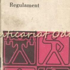 Haltere Si Culturism - Regulament