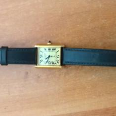 Ceas dama Cartier, Mecanic-Manual