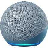 Cumpara ieftin Boxa Portabila Echo Dot 4th Gen, Alexa, LED, Control Voce, Microfon, Albastru