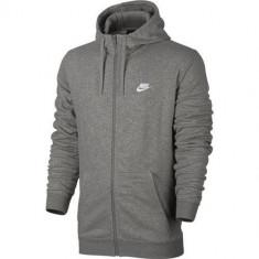 Hanorac barbati Nike NSW CLUB HOODIE FZ FT 804391-063