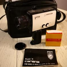 Camera foto 8 mm, Carena C 600, an fabricatie 1977, impecabila