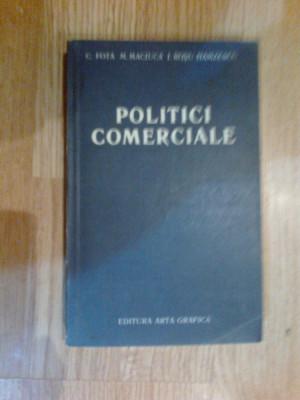 a3a POLITICI COMERCIALE ~ C.FOTA / M. MACIUCA / I. ROSU HAMZESCU foto