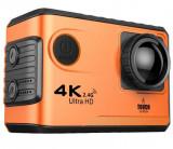 Camera Video Sport 4K iUni Dare F100B, Touchscreen, WiFi, mini HDMI, 2 inch LCD, by Soocoo