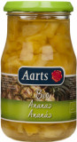 Compot de ananas bucati 350g Aarts Bio