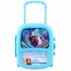 Set troler cu coloriaj Frozen