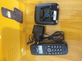 Telefon fara fir DECT, Gigaset A120, Negru