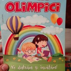 Revista Micii Olimpici, nov. 2017