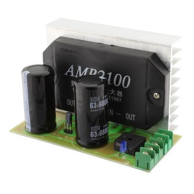 Amplificator audio, 2x100W, stereo - 130185 foto