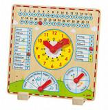 Joc Calendar anual, in limba germana, Goki