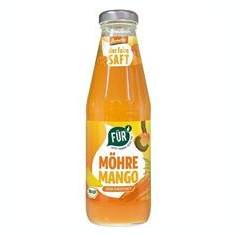 Suc din Morcovi si Mango Bio 500ml Voelkel Cod: VK2113603343