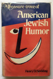 A treasury of American Jewish Humor-Evrei-Iudaism-Umor-Iudaic-Talmud Povestiri