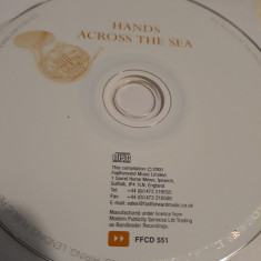 HANDS ACROSS THE SEA - ON PARADE..  - CD