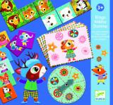 Joc educativ Bingo Memo Domino Djeco