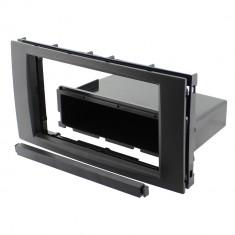 Rama adaptoare Ford C-Max, negru, 2DIN, ACV - 007512