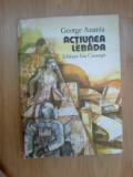 N7 Actiunea lebada - George Anania (cartonata)