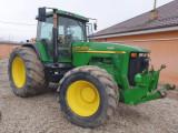 Tractor John Deere 8210 Premium, an 2001, AC, 4x4. IMPORT, Little Tikes