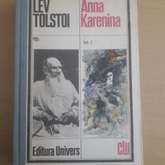 ANNA KARENINA-LEV TOLSTOI  Vol 1-2