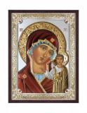 Icoana Maica Domnului Kazan 15X20cm Color Cod Produs 2531