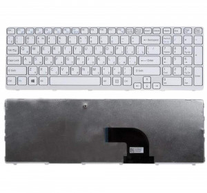 Tastatura Laptop, Sony, Vaio SVE1513G4E, alba