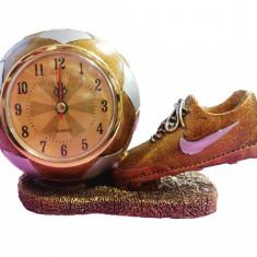 Ceas de birou, macheta mingie 22 cm