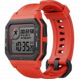 Ceas activity tracker Huami Amazfit Neo, Bluetooth 5.0, Waterproof 5 ATM (Portocaliu), Polux