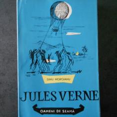 DINU MOROIANU - JULES VERNE
