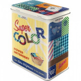 Cutie de depozitare metalica - Super Colour