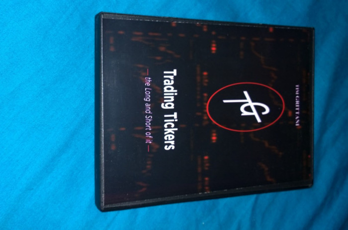 Trading Tickers DVD
