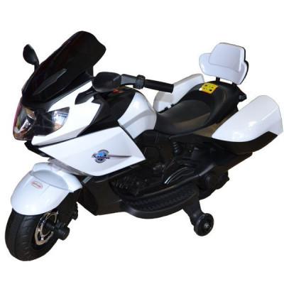 Motocicleta cu acumulator, 2 motoare, 6V foto