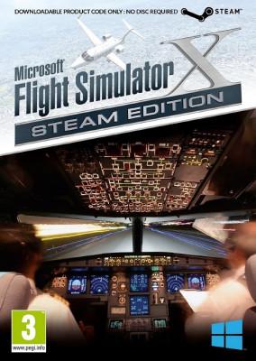 Microsoft Flight Simulator X Steam Edition PC foto
