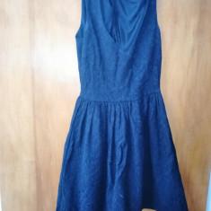 Rochie Zara, albastra, marimea S, Albastru