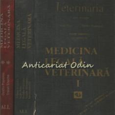 Medicina Legala Veterinara I, II - Traian Enache